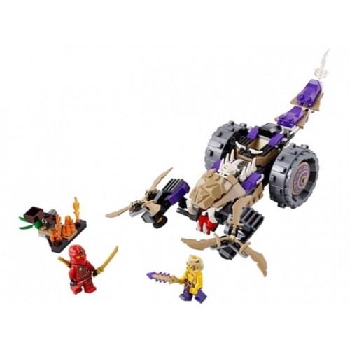 Разрушитель Клана Анакондрай Lego 70745