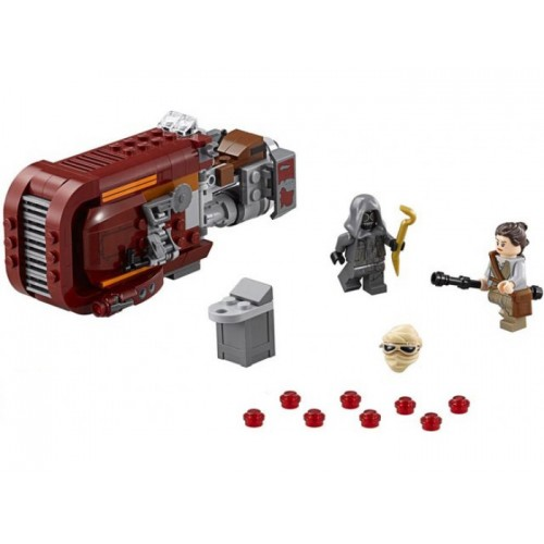 Спидер Рей Lego (Лего) 75099