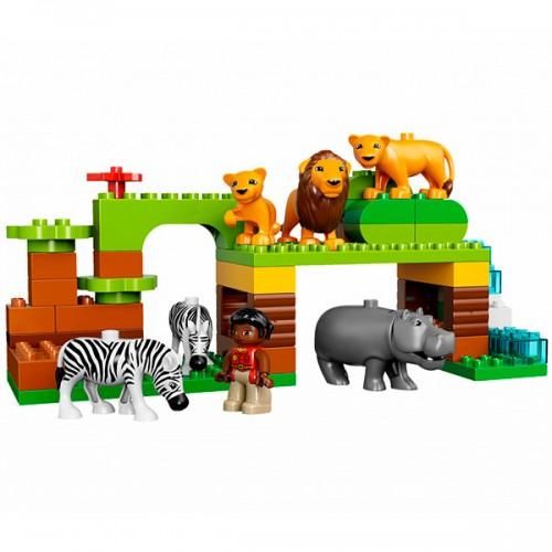 Лего Дупло Вокруг света: В мире животных Lego (Лего)