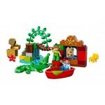 Визит Питера Пена Lego (Лего)