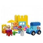Коробка для творчества Lego (Лего)