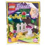 Кролик под деревом Lego (Лего)