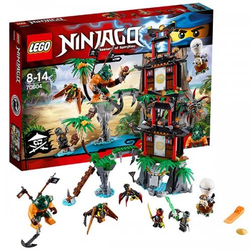 Лего Ниндзяго Остров тигриных вдов Lego (Лего)