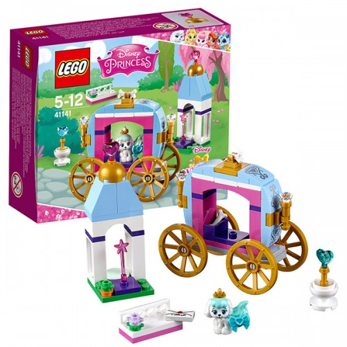 Лего Принцессы Дисней Королевские питомцы: Тыковка™ Lego (Лего)