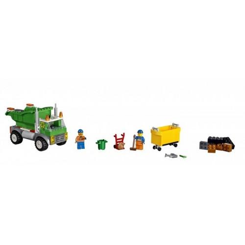 Мусоровоз Lego 10680