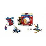 Укрытие Человека паука Lego (Лего)