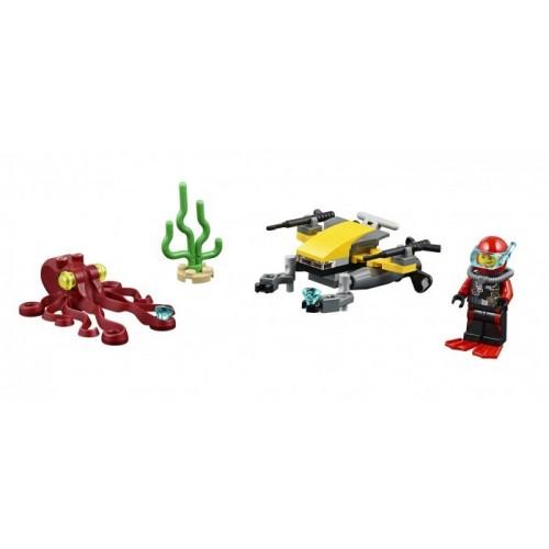 Глубоководный скутер Lego (Лего) 60090