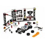 Пункт техобслуживания McLaren Mercedes Lego (Лего)