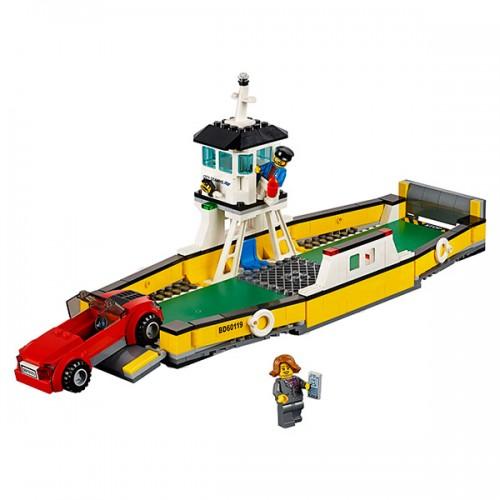 Лего Город Паром Lego (Лего)