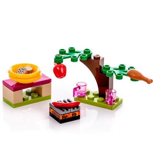 Лего Подружки Пикник Lego (Лего)