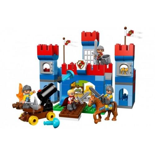 Большой королевский замок Lego 10577