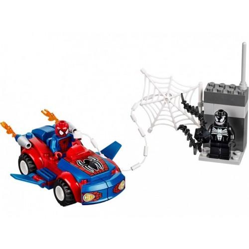 Автомобиль Человека паука Lego 10665