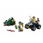 Патрульный вездеход Lego (Лего)