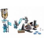 Лагерь клана Саблезубых Тигров Lego (Лего)