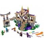 Храм Клана Анакондрай Lego (Лего)
