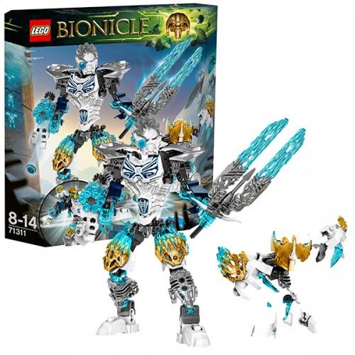Лего Биониклы Копака и Мелум — Объединение Льда Lego (Лего)