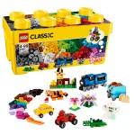 Лего Классика Набор для творчества среднего размера Lego (Лего)