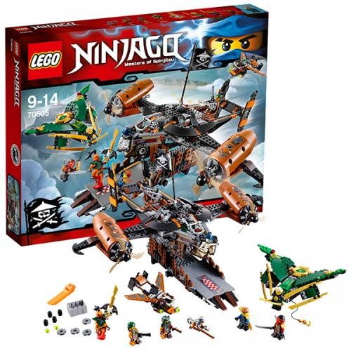 Лего Ниндзяго Цитадель несчастий Lego (Лего)
