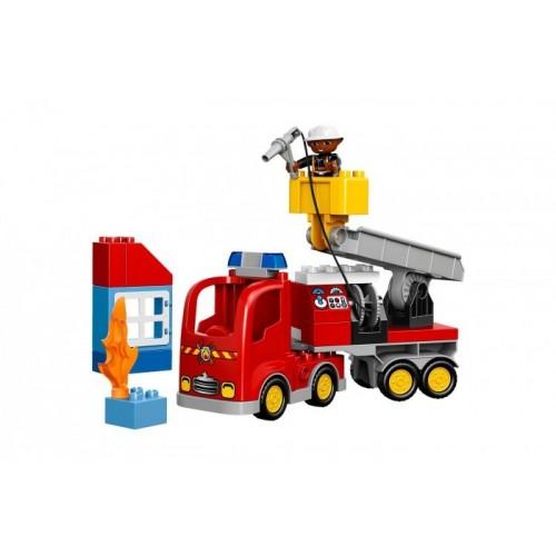 Пожарный грузовик Lego 10592