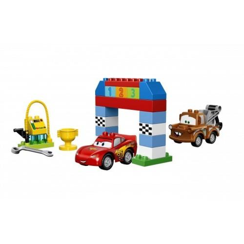 Гонки на тачках Lego 10600