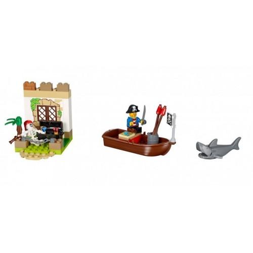 Охота за сокровищами Lego 10679