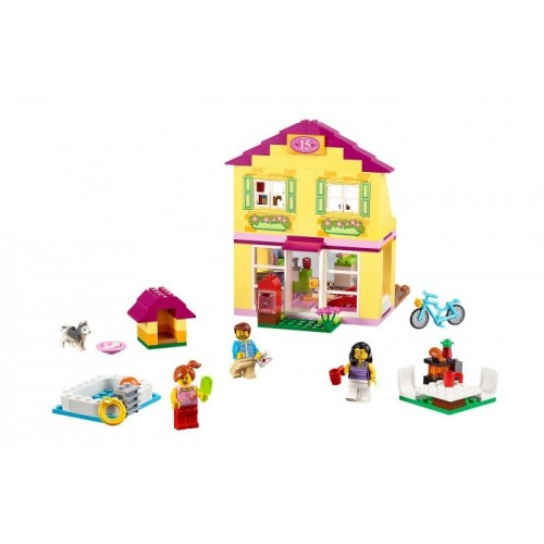 Семейный домик Lego (Лего)