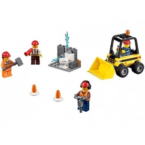 Набор «Строительная команда» для начинающих Lego 60072