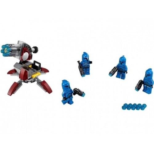 Элитное подразделение Коммандос Сената Lego 75088