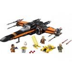 Звёздный истребитель X-Wing По Дамерона Lego (Лего)