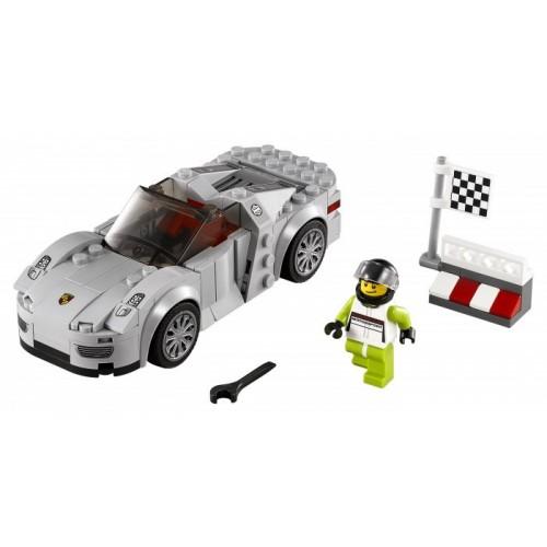 Porsche 918 Spyder Lego (Лего)