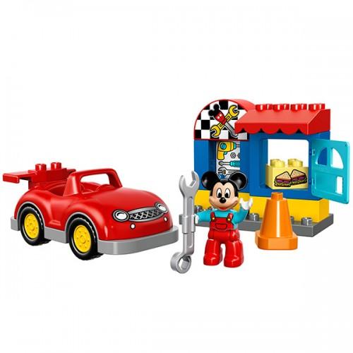 Лего Дупло Мастерская Микки Lego (Лего)