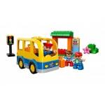 Школьный автобус Lego (Лего)