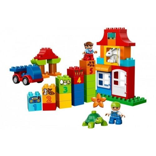 Lego Duplo огромная коробка для творчества Lego (Лего) 10580