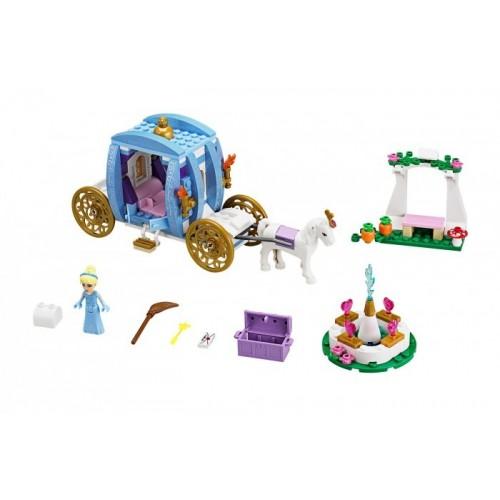 Заколдованная карета Золушки Lego (Лего)