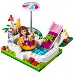 Маленький бассейн Оливии Lego (Лего)