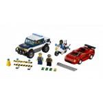 Погоня за преступниками Lego (Лего)