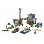 Участок новой Лесной Полиции Lego (Лего)