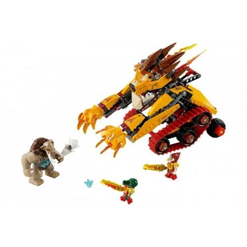 Огненный лев Лавала Lego (Лего)