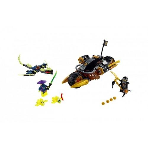 Бластер-байк Коула Lego (Лего)