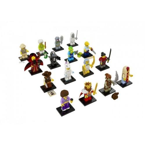Минифигурки LEGO, серия 13 Lego (Лего)