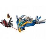 Спасение космического корабля «Милано» Lego (Лего)
