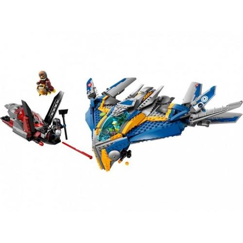 Спасение космического корабля «Милано» Lego 76021