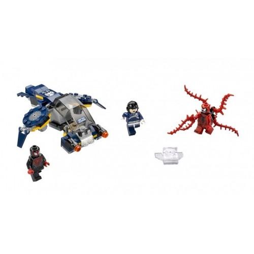 Воздушная атака Карнажа Lego 76036
