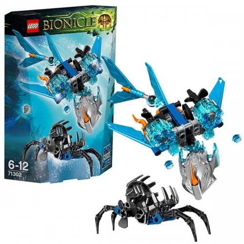 Лего Биониклы Акида, Тотемное животное Воды Lego (Лего)