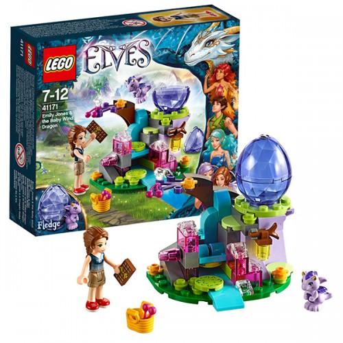 Лего Эльфы Эмили Джонс и дракончик ветра™ Lego (Лего)