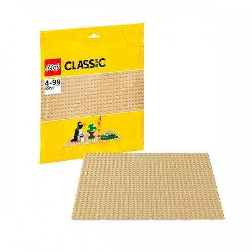 Лего Классика Строительная пластина желтого цвета Lego (Лего)