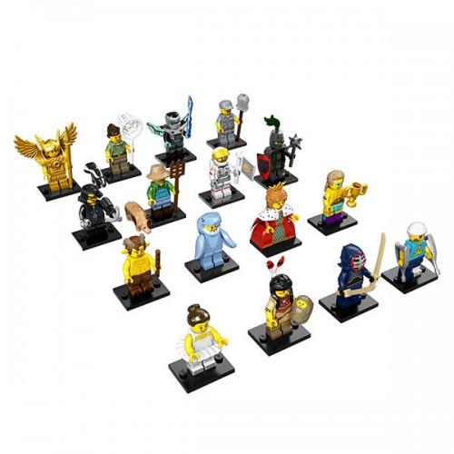 Лего Минифигурки Лего®, серия 15 Lego (Лего)