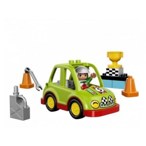 Гоночный автомобиль Lego 10589