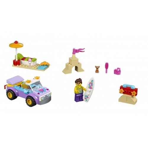 Поездка на пляж Lego 10677