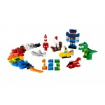 Дополнение к набору для творчества – яркие цвета Lego (Лего)